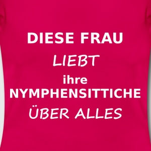 Nymphensittich T-Shirts - Frauen T-Shirt
