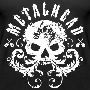 Metalhead Tops - Women's Premium Tank Top