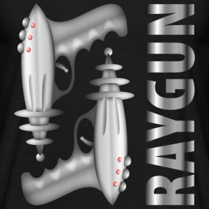 Ray Gun T-Shirt - Men's - Men's T-Shirt