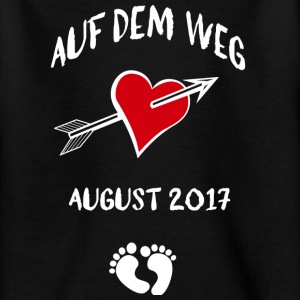 Onderweg (augustus 2017) Shirts - Teenager T-shirt