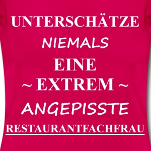 RESTAURANTFACHFRAU T-Shirts - Frauen T-Shirt