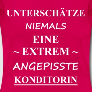 konditorin - Frauen T-Shirt