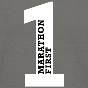 marathon_first T-Shirts - Men's T-Shirt