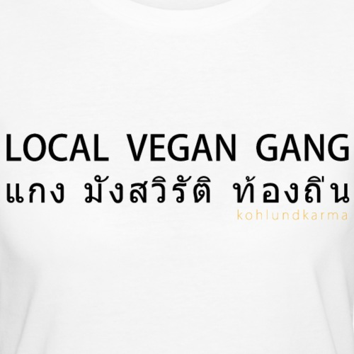 LOCAL VEGAN GANG KUK -B