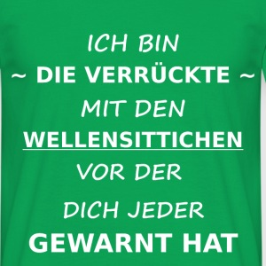 wellensittich T-Shirts - Männer T-Shirt