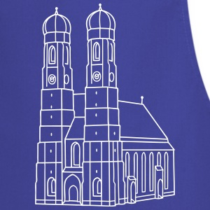 Munich Frauenkirche  Aprons - Cooking Apron