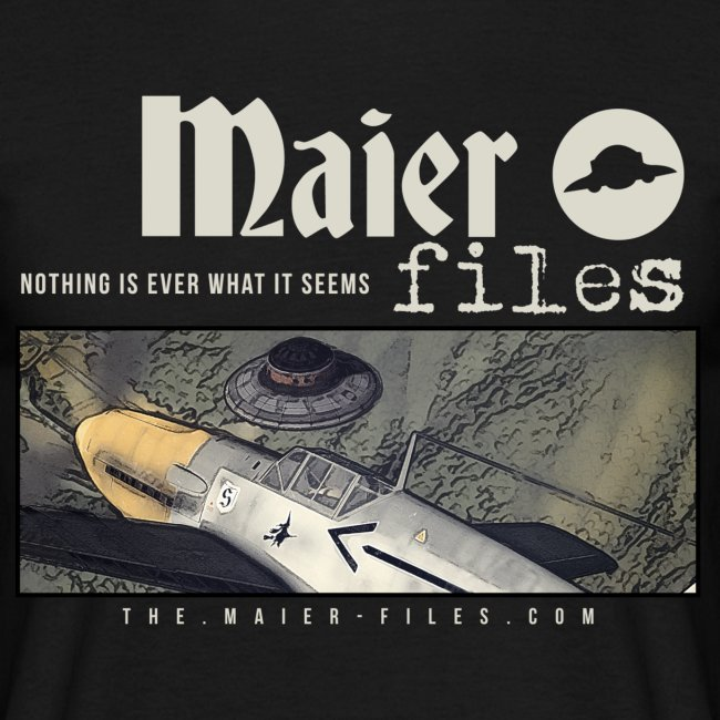 Maier Files Saucer