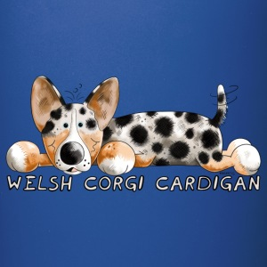 Welsh Corgi Cardigan Mugs & Drinkware - Full Colour Mug
