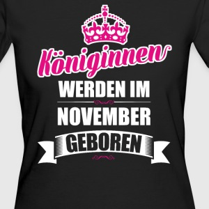 November - Frauen Bio-T-Shirt