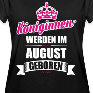 August - Frauen Oversize T-Shirt
