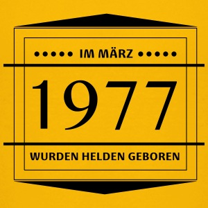 März 1977 Helden - Teenager Premium T-Shirt