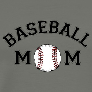 Baseball Mom - Men's Premium T-Shirt