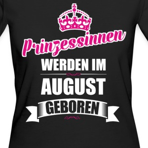 August - Frauen Bio-T-Shirt