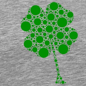 shamrock 7 - Men's Premium T-Shirt