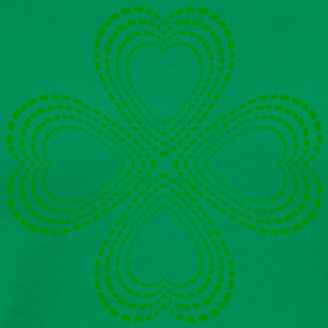 shamrock 12 - Men's Premium T-Shirt