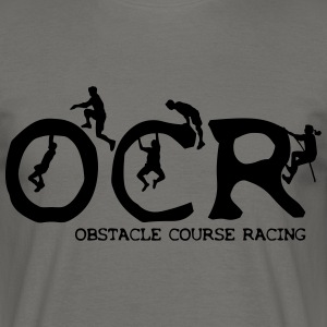 OCR - Obstacle Course Racing T-Shirts - Männer T-Shirt