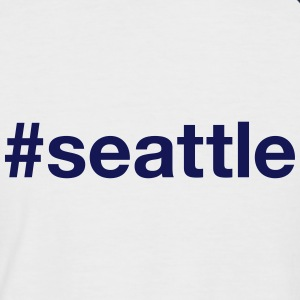 SEATTLE T-shirts - Kortermet baseball skjorte for menn