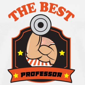 The best professor T-Shirts - Men's Premium T-Shirt