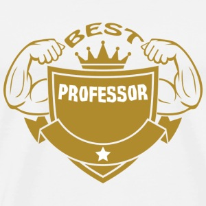 Best professor T-Shirts - Men's Premium T-Shirt