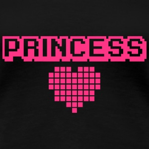 Gaming Princess Tee shirts - T-shirt Premium Femme