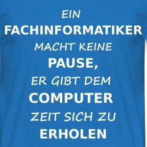 Suchbegriff informatiker t shirts spreadshirt for Informatiker fa
