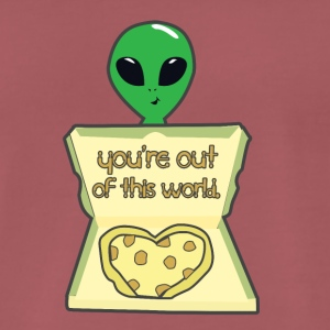 Youre out of this World - Love - Männer Premium T-Shirt