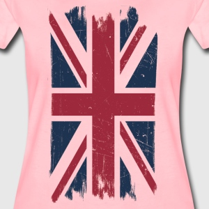 Union Flag - Women's Premium T-Shirt