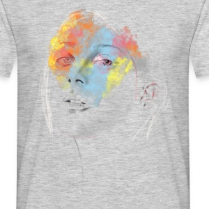 I got colors in my mind - Männer T-Shirt