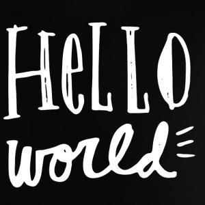 Hello world! - Baby T-Shirt