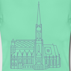 St. Stephen's Cathedral Vienna T-Shirts - Women's T-Shirt