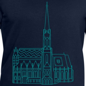 Cathédrale Saint-Étienne de Vienne Sweat-shirts - Sweat-shirt Homme Stanley & Stella