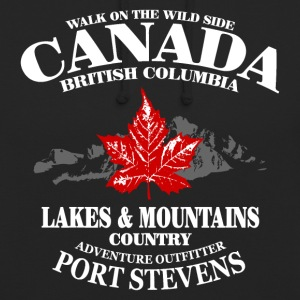 Canada - Maple Leaf & Mountain Pullover & Hoodies - Unisex Hoodie