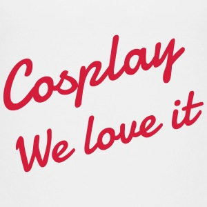 Cosplay / Cosplayer / Manga / Geek T-shirts - Premium-T-shirt barn