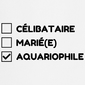 aquariophilie / aquariophile / poisson / aquarium Tabliers - Tablier de cuisine