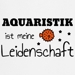aquarium / vissen / waterplanten / biologie Kookschorten - Keukenschort