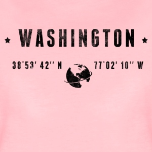 Washington T-Shirts - Frauen Premium T-Shirt