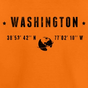 Washington Skjorter - Premium T-skjorte for barn