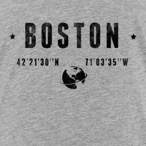 Boston Tee shirts - T-shirt Premium Enfant