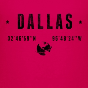 DALLAS Shirts - Kinderen Premium T-shirt