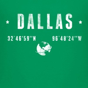 DALLAS T-shirts - Børne premium T-shirt