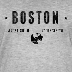 Boston T-shirts - Vintage-T-shirt herr