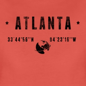 ATLANTA T-Shirts - Frauen Premium T-Shirt