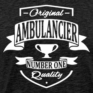 Ambulancier T-shirts - Mannen Premium T-shirt