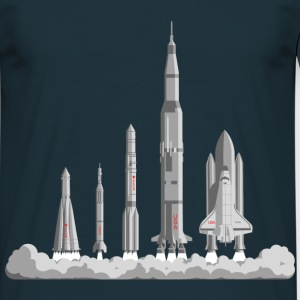 The Space Race T-Shirt - Men's - Men's T-Shirt
