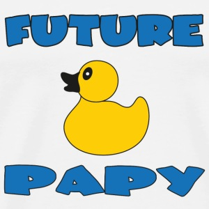Future papy Tee shirts - T-shirt Premium Homme