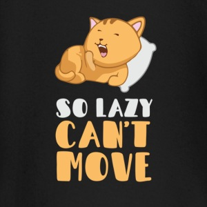 So lazy, can't move me Baby Long Sleeve Shirts - Baby Long Sleeve T-Shirt