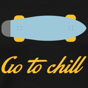 chill - T-shirt Premium Homme