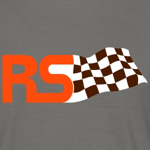 RS Flag Auto Union T-Shirts - Männer T-Shirt