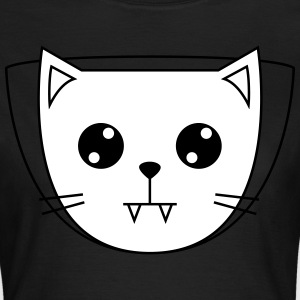 Cute Cat Icon | Vampire Tee shirts - T-shirt Femme