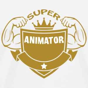 Super animator T-Shirts - Men's Premium T-Shirt